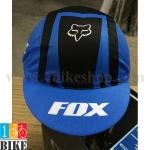 หมวกแก็บ Fox สีฟ้าดำ