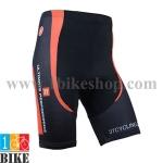 กางเกงปั่นจักรยานแขนสั้น 3T 2014 สีดำแดง