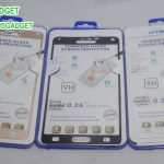 ฟิล์มกระจกเต็มจอ Samsung Note4 ยี่ห้อ P-one