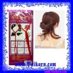 ไอเท็มที่ช่วยเกล้าผม ทำผมเกลียวผม ( Item Beauty Hair Plattern 2 pieces ) เป็นไอเท็มที่ช่วยทำทรงแต่งทรงผมเป็นเกล้าผมได้หลายแบบ