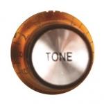 วอลุ่มกีต้าร์ไฟฟ้า สีส้มหน้าเงิน Tone LP-03T