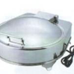 New style chafing dish with electric heating plate,อ่างอุ่นอาหารแบบทันสมัยต่างเสียบไฟฟ้า (สินค้านำเข้า)