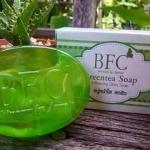 """BFC Greentea Soap """"สบู่ชาเขียว หน้าใส ลดสิว"""""""