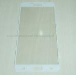 ฟิล์มกระจกเต็มจอ Samsung A9 , A9 Pro ( สีขาว )