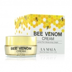La Mala Bee Venom Cream ลา มาล่า บี วีนอม ครีม ครีมพิษผึ้ง
