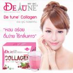 De tune' collagen เดอ ตูเน่ คอลลาเจน เสน่ห์ผิวสวย วิ้งไวท์