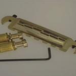 หย่อง สะพานสายกีต้ารืไฟฟ้า LP สีทอง รุ่น LP22