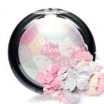 Etude House Secret Beam Highlighter No.01 pink mix ไฮไลท์บริ้งๆ โทนสีชมพู ให้หน้ากระจ่างใส ใบหน้าดูมีมิติวิ้งๆ ดูเซ็กซี่สุดๆคะ