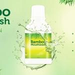 Bamboo Mouthwash น้ำยาบ้วนปากสกัดจากเยื่อไผ่ สลายคราบหินปูน (300 ml)