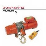 **รอกกว้านสลิงไฟฟ้า คัมอัพ Comeup 200 กิโลกรัม รุ่น CP-200B
