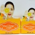 Belleza Pearl Orange เบลเลซ่า ครีมมุกส้ม