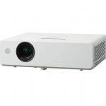 PANASONIC PT-LB330A Brief Description : XGA 3,300 lm. C:10,000:1, Lamp 5,000 H