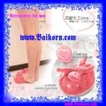 + หมดคะ + รองเท้านุ่มที่ช่วยทำให้ขาเรียวสวยสมใจแบบครึ่งเท้า ( Magic Slimming shoes slippers weight Loss Dieting Leg )