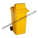 ถังขยะมีล้อเลื่อน,ถังขยะในอาคาร,ถังขยะขนาดกลาง,ถังขยะนอกอาคาร