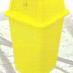 ถังขยะเนื้อโพลีเอทธิลีน (ต้องสั่งผลิต 15-21 วัน) ,ถังขยะนอกอาคารสถานที่