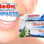 ยาสีฟันสไมล์ออน SmileOn Toothpaste (ยาสีฟันซูเลียน)