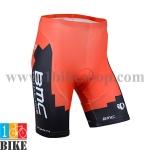 กางเกงปั่นจักรยานแขนสั้น BMC 2014 สีแดง