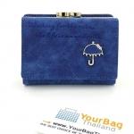 กระเป๋าสตางค์ผู้หญิง - Royal Blue