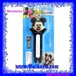 ที่รัดสาย / สายไฟ / สายชาร์จ / สายหูฟัง หรือ ที่รัดแบบอเนกประสงค์ ตัวการ์ตูน ลาย Mickey Mouse แบบใหญ่ แพ็ค 1 ชิ้น