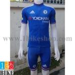 ชุดปั่นจักรยาน ทีมเชลซี สีน้ำเงิน