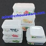 กล่องใส่อาหาร,กล่องใส่อาหารแบบเข้าไมโครเวฟได้