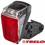 ไฟท้ายไดนาโม Trelock Duo Top LS 633 dynamo rear light