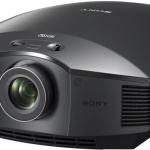 SONY VPL-HW40ES FULLHD 3D Home Cinema SXRD 1700 ANSI