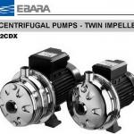 **ปั๊มน้ำเอบาร่า EBARA รุ่น : CDXM 70/05 CDX 70/05
