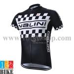 เสื้อปั้นจักรยาน Nalini 2015 สีดำขาว