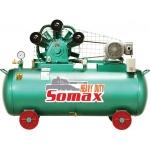 **ปั๊มลมโซแม็กซ์ SOMAX ขนาด 10 แรงม้า รุ่น SฺC 100/304/380