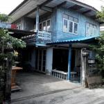 ขายบ้านเก่าครึ่งตึกครั่งไม้ 2 ชั้น เนื้อที่ 41 ตร.ว. ซอยประชาอุทิศ 54