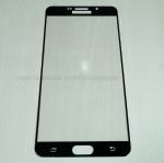 ฟิล์มกระจกเต็มจอ Samsung A9 , A9 Pro ( สีดำ )