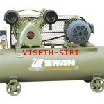 **ปั๊มลมสวอน SWAN รุ่น SVP-203-155/220 (3 แรงม้า)
