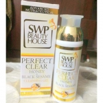 Perfect Clear Honey & Black sesame Cleansing Gel เจลล้างหน้าน้ำผึ้งงาดำ