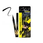 Cat Girl Waterproof Pen Liner # 01 Black แคท เกิร์ล อายไลเนอร์
