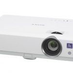 SONY VPL- DX147 ความสว่าง(ANSI Lumens)3200 ความละเอียด(พิกเซล)1024x768(XGA) ค่า Contrast 3,000:1