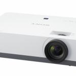 SONY VPL-EX315 3800 Ansi Contrast 3300:1