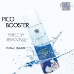 PICO BOOSTER PERFECTLY REMOVING FOAM มูสน้ำแร่ ล้างหน้า