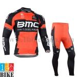 ชุดแขนยาว BMC 2014 สีแดง