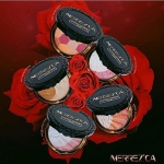 Merrezca Mineral Pearls Blush บรัชออน เมอร์เรซก้า
