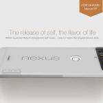 เคสใส Nexus 6P รุ่น Nature Tpu Case
