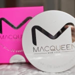 MacQueen NY Mineral CC Cushion Cover แมคควีน ซีซีครีมขั้นเทพ ที่สุดของความเนียน