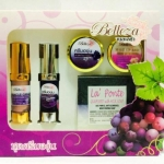 Belleza Grape Cream Set เบลเลซ่า ชุดครีมองุ่นหน้าเด้ง