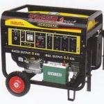 **เครื่องปั่นไฟ เครื่องกำเนิดไฟฟ้า TIGER รุ่น EC-8000AE