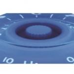 วอลุ่มกีต้าร์ไฟฟ้า สีฟ้าตัวหนังสือขาว LP Speed Knob Style LPS-12