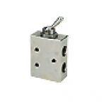 Knob switch HL series 5/2way