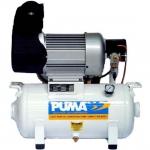 **ปั๊มลมพูม่าแบบไม่ใช้น้ำมัน PUMA Oilfree compressor PT-2520
