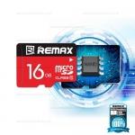 MICRO SD Card 16GB ยี่ห้อ REMAX (class10)