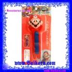 ที่รัดสาย / สายไฟ / สายชาร์จ / สายหูฟัง หรือ ที่รัดแบบอเนกประสงค์ ตัวการ์ตูน ลาย Super Mario Galaxy แบบใหญ่ แพ็ค 1 ชิ้น