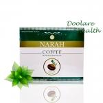 Narah Coffee (นราห์ คอฟฟี่) นราห์กาแฟสมุนไพรลดน้ำตาล ราคา 890 ส่งฟรี